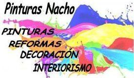 logo pinturas nacho